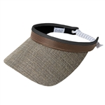 Glove It Golf Visor - Mixed Metal