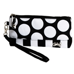 Glove It Mod Dot Wristlet