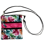Glove It Garden Party 3-Zip Cross Body Bag