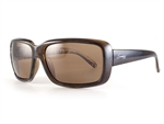 Sundog Serenity Polarized Sunglasses - Brown/Olive