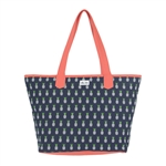 Ame & Lulu Brunch With Me Bag - Pineapple