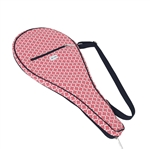 Ame & Lulu Good Sport Racquet Cover (Girls) - Clover