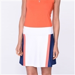 Golftini Tech Pull On Golf Skort - Longest Drive