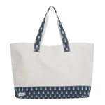 Ame & Lulu Resorter Tote - Pineapple