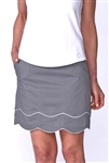 Golftini Truth or DareStretch Cotton Golf Skort