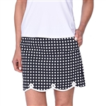 Golftini Ace Stretch Cotton Golf Skort