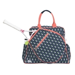 Ame & Lulu Pineapple Harper Tennis Tour Bag