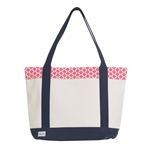 Ame & Lulu Tucket Tote - Clover