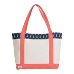 Ame & Lulu Tucket Tote - Pineapple