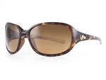 Sundog Prelude Polycarbonate Lens Sunglasses - Brown