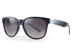 Sundog Freestyle Polycarbonate Lens Sunglasses - Smoke/Black