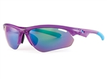 Sundog Prime Polycarbonate Lens Sunglasses Smoke/Purple