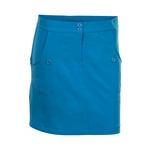 Nancy Lopez Charming Blue Bird Golf Skort