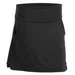 Nancy Lopez Glory Black Golf Skort