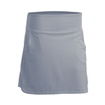 Nancy Lopez Glory Silver Golf Skort
