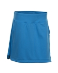 Nancy Lopez Glory Blue Bird Golf Skort