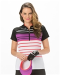 Nancy Lopez Point Short Sleeve Polo
