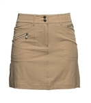 Daily Sports Miracle Golf Skort Bark