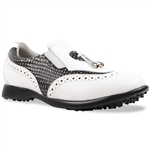 Sandbaggers Madison II Ladies Golf Shoe Blackstone