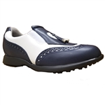 Sandbaggers Madison II Ladies Golf Shoe Navy