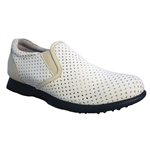 Sandbaggers Ruby Golf Shoe - Ivory