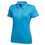 Puma Women's Tech Golf Polo - Blithe