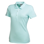 Puma Women's Tech Golf Polo - Clearwater