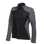 Puma Women's Full Zip Warm Stretch Jacket Black