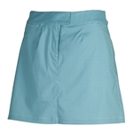 Puma Women's  Diamond Tech Skirt US- Blue Coral- Clearwater