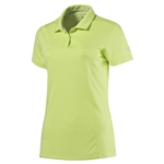 Puma Pounce Sharp Green Short Sleeve Golf Polo