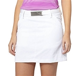 Puma Pounce Golf Skort - Bright White