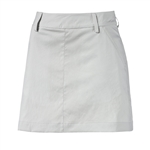 Puma Pounce Golf Skort - Glacier Gray