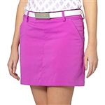 Puma Pounce Golf Skort - Purple Cactus Flower