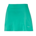 Puma Solid Knit Skirt -  Mint Leaf