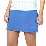 Puma Solid Knit Skirt - Dazzling Blue