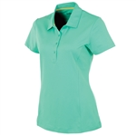 Sunice Jacqueline Cooliite Golf Polo - Spearmint