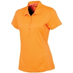 Sunice Jacqueline Cooliite Golf Polo - Heat Wave