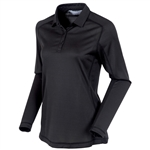 Sunice Kendra Body Mapping Polo - Black