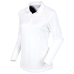 Sunice Kendra Body Mapping Polo - White