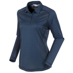 Sunice Kendra Body Mapping Polo - Midnight