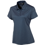 Sunice Denise Body Mapping Short Sleeve Polo - Midnight