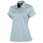 Sunice Denise Body Mapping Short Sleeve Polo - Magnesium