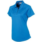 Sunice Jill Coollite Essentials Golf Polo - Vibrant Blue