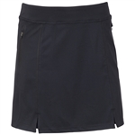 "Sunice Jamie 17"" Golf Skort - Black"