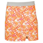 Sunice Bonnie Stretch Golf Skort - Neon Pink Flash