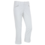 Sunice Chandra Stretch Cropped Pant - Pure White