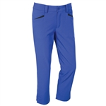 Sunice Chandra Stretch Cropped Pant - Violet Blue