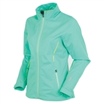 Sunice Onassis Zephal Waterproof Stretch Jacket Spearmint