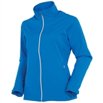 Sunice Belmont X20 Water Repellent Wind Jacket - Vibrant Blue