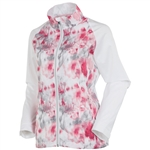 Sunice Belmont X20 Water Repellent Wind Jacket - Blossom Serenity